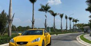 Bán Hyundai Genesis 2.0 AT sản xuất năm 2011, màu vàng, nhập khẩu nguyên chiếc giá 519 triệu tại Tp.HCM