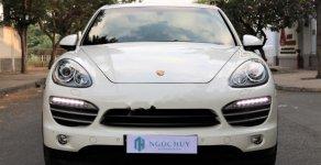 Cần bán Porsche Cayenne 3.6 V6 đời 2014, màu trắng, xe nhập giá 2 tỷ 420 tr tại Tp.HCM