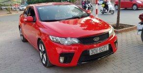 Bán Kia Forte Koup 1.6 AT sản xuất năm 2009, màu đỏ, nhập khẩu giá 398 triệu tại Hà Nội