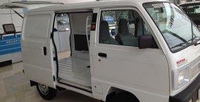 Hỗ trợ mua xe trả góp lãi suất thấp chiếc xe Suzuki Blind Van 2019, màu trắng, nhập khẩu nguyên chiếc giá 290 triệu tại Tp.HCM