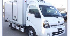 Bán giảm giá chiếc xe Thaco Kia K250 đông lạnh, 1.9 tấn, sản xuất 2019, màu trắng giá 587 triệu tại Tp.HCM