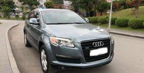 Bán Audi Q7 3.6 AT sản xuất năm 2006, màu xanh, nhập khẩu nguyên chiếc, giá chỉ 480 triệu giá 480 triệu tại Hà Nội