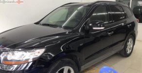 Cần bán gấp Hyundai Santa Fe SLX sản xuất 2009, màu đen, nhập khẩu nguyên chiếc giá cạnh tranh giá 558 triệu tại Phú Thọ