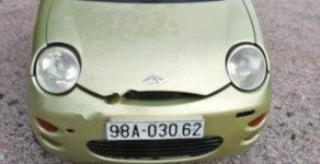 Bán ô tô Chery QQ3 sản xuất năm 2010, màu xanh lục, giá chỉ 45 triệu giá 45 triệu tại Hà Nội