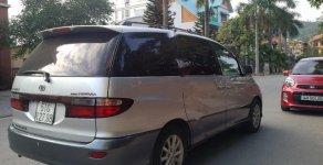 Cần bán gấp Toyota Previa 2.0 MT đời 2002, màu bạc, nhập khẩu nguyên chiếc giá cạnh tranh giá 395 triệu tại Quảng Ninh