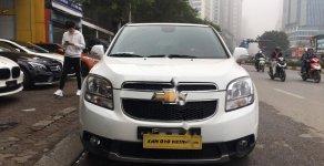 Cần bán lại xe Chevrolet Orlando 1.8 LTZ năm 2018, màu trắng chính chủ giá 565 triệu tại Hà Nội