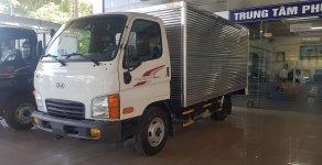 Bán nhanh chiếc xe tải Hyundai Mighty N250SL thùng kín, sản xuất 2019, màu trắng, giá cạnh tranh giá 511 triệu tại Tp.HCM
