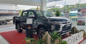 Bán ô tô Mitsubishi Triton đời 2019, màu đen, xe nhập, 753tr giá 753 triệu tại Hà Tĩnh