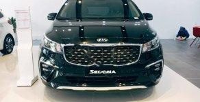 Bán xe Kia Sedona năm sản xuất 2019, màu đen giá 1 tỷ 99 tr tại Thái Nguyên