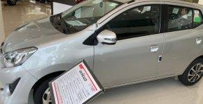 Cần bán xe Toyota Wigo năm 2019, màu bạc, xe nhập giá 385 triệu tại Bắc Ninh