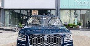 Hỗ trợ ngân hàng lãi suất thấp khi mua chiếc xe hạng sang Lincoln Navigator L, sản xuất 2019, màu xanh lam, xe nhập khẩu giá 7 tỷ 626 tr tại Hà Nội