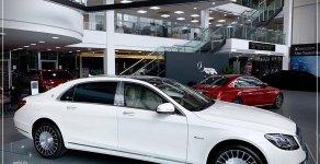 Ưu đãi khủng giảm giá tiền mặt khi mua chiếc xe Mercedes Maybach S560 4matic, sản xuất 2019, màu trắng giá 11 tỷ 99 tr tại Tp.HCM