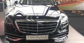 Mua siêu xe - Khuyến mại siêu đỉnh, Mercedes-Benz S560 đời 2018, màu đen, giá tốt giá 11 tỷ 99 tr tại Tp.HCM