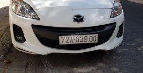 Cần bán gấp Mazda 3 năm sản xuất 2012, màu trắng giá 410 triệu tại BR-Vũng Tàu