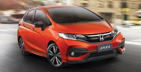 Bán Honda Jazz 1.5 RS sản xuất 2019, màu cam, xe nhập, giá tốt giá 624 triệu tại Tp.HCM