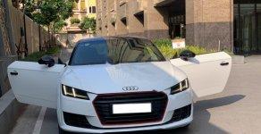 Cần bán gấp Audi TT năm sản xuất 2016, màu trắng, nhập khẩu nguyên chiếc chính chủ giá 1 tỷ 550 tr tại Hà Nội