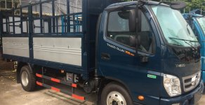 Bán nhanh chiếc xe tải Thaco Ollin 350 2.4 tấn, sản xuất 2019, màu xanh lam, giao nhanh toàn quốc giá 354 triệu tại Hà Nội