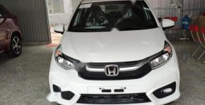 Bán xe Honda Brio năm sản xuất 2019, màu trắng, nhập khẩu giá 418 triệu tại Hưng Yên