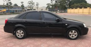 Cần bán lại xe Chevrolet Lacetti 2011, màu đen giá 210 triệu tại Hải Dương