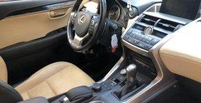 Bán ô tô Lexus NX 200T sản xuất năm 2015, nhập khẩu nguyên chiếc chính chủ giá 1 tỷ 780 tr tại Tp.HCM