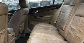 Cần bán xe Daewoo Magnus 2.5 AT đời 2005, màu đen giá cạnh tranh giá 122 triệu tại Hải Dương