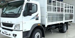 Xe tải 6 tấn Mitsubishi Canter 10.4R thùng dài 5m3 giá 755 triệu tại BR-Vũng Tàu