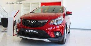 Hỗ trợ mua xe trả góp lãi suất 0% - Tặng quà giá trị khi mua chiếc xe VinFast Fadil, sản xuất 2019, màu đỏ giá 394 triệu tại Thái Nguyên