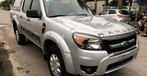 Bán Ford Ranger XL 2.5L 4x4 MT sản xuất năm 2010, màu bạc, nhập khẩu   giá 295 triệu tại Nam Định