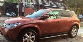 Cần bán xe Nissan Murano SL 3.5 năm sản xuất 2005, nhập khẩu  giá 400 triệu tại Hà Nội
