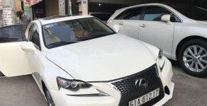 Bán Lexus IS sản xuất 2007, màu trắng, nhập khẩu, giá tốt giá 695 triệu tại Tp.HCM