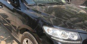 Bán Hyundai Santa Fe SLX sản xuất 2009, màu đen, xe nhập giá 560 triệu tại Tp.HCM