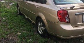 Bán Chevrolet Lacetti 1.6 đời 2012, màu vàng giá 196 triệu tại Ninh Bình
