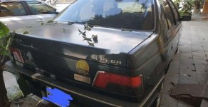 Bán Peugeot 405 năm sản xuất 1997, màu đen, nhập khẩu nguyên chiếc giá 95 triệu tại Thanh Hóa