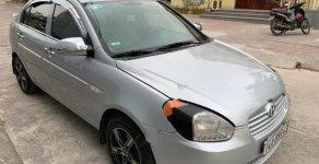 Cần bán xe Hyundai Verna năm sản xuất 2008, màu bạc, nhập khẩu giá 176 triệu tại Hải Phòng
