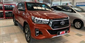 Bán Toyota Hilux 2.8G 4x4 AT đời 2019, nhập khẩu, 870tr giá 870 triệu tại Tp.HCM