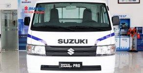 Bán giảm giá cuối năm chiếc xe Suzuki Super Carry Pro sản xuất năm 2019, màu trắng, xe nhập giá 299 triệu tại Tp.HCM