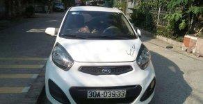 Bán xe Kia Morning sản xuất 2013, màu trắng, nhập khẩu, 210tr giá 210 triệu tại Hà Nội