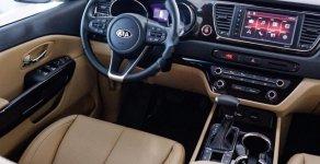 Bán xe Kia Sedona sản xuất 2018, màu trắng số tự động giá 1 tỷ 185 tr tại Hà Nội