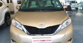 Bán Toyota Sienna đời 2012, nhập khẩu giá 1 tỷ 685 tr tại Tp.HCM
