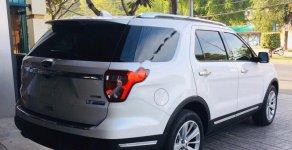 Bán xe Ford Explorer đời 2019, màu trắng, nhập khẩu nguyên chiếc giá 2 tỷ 190 tr tại Lâm Đồng