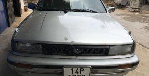 Bán Nissan Bluebird đời 1991, màu trắng, nhập khẩu nguyên chiếc, giá tốt giá 37 triệu tại Thái Nguyên