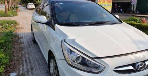 Cần bán gấp Hyundai Accent AT năm 2013, số tự động, giá 400tr giá 400 triệu tại Hà Nội