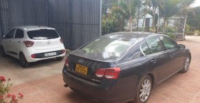 Cần bán lại xe Lexus GS 300 sản xuất 2006, màu đen, nhập khẩu nguyên chiếc, 260 triệu giá 260 triệu tại Tp.HCM