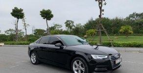 Bán Audi A4 đời 2016, màu đen, nhập khẩu giá 1 tỷ 190 tr tại Hà Nội