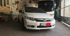 Cần bán lại xe Honda Civic 2.0 AT đời 2013, màu trắng chính chủ giá 495 triệu tại Tp.HCM