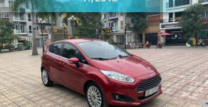 Cần bán lại xe Ford Fiesta đời 2017, màu đỏ giá 450 triệu tại Hà Nội