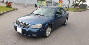 Bán Ford Mondeo 2.0 AT sản xuất năm 2005, màu xanh lam   giá 158 triệu tại Tp.HCM