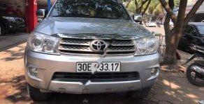 Cần bán gấp Toyota Fortuner 2.7V 4x4 AT sản xuất năm 2011, màu bạc, 495tr giá 495 triệu tại Hà Nội