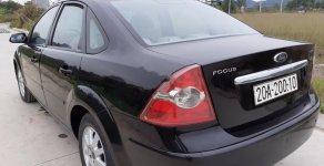 Cần bán gấp Ford Focus 2.0 MT năm 2005, màu đen giá 165 triệu tại Hải Dương