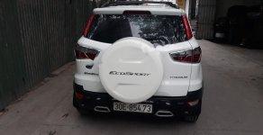 Cần bán lại xe Ford EcoSport 1.5 AT Titanium 2017, màu trắng, nhập khẩu nguyên chiếc còn mới giá 538 triệu tại Hà Nội
